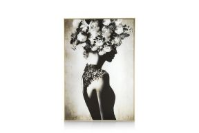 Ukrasna slika, Flower crown