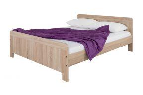 Krevet drveni, Bela