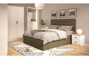 Box krevet s 2 ladice, Dalia