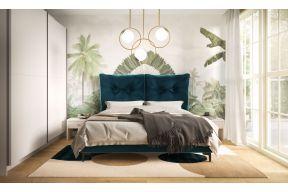 Krevet tapecirani, Lora