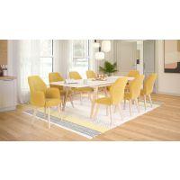 Komplet stol na razvlačenje Verto - stolice i fotelje Mondo