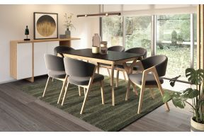Komplet stol Avano - fotelje i stolice Molino