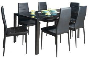 Set stol i 6 stolica, Dark