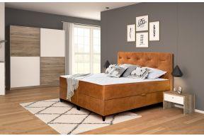 Krevet tapecirani, Jana II