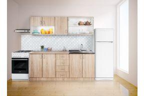 Blok kuhinja, Eva 2m