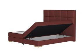 Box spring krevet sa sandukom za odlaganje, uzglavlje Oto
