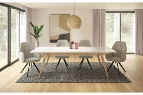Komplet stol na razvlačenje Verto - fotelje i stolice Vivo