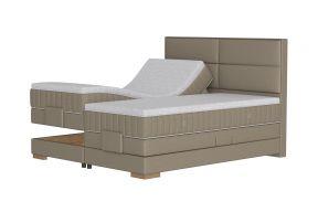 Box spring krevet s električnim podizačima, Vigo