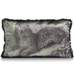 Ukrasni jastučić, Vintage leopard 30x50