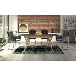 Komplet stol na razvlačenje Avano - stolice i fotelje, Lago