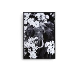 Ukrasna slika, Flower elephant