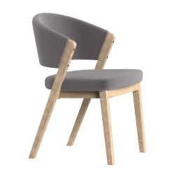 Stolica s džepićastom jezgrom, Molino